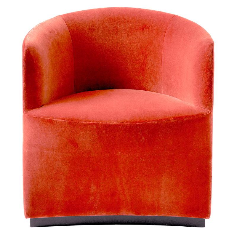 Tearoom-Club Chair-City Velvet