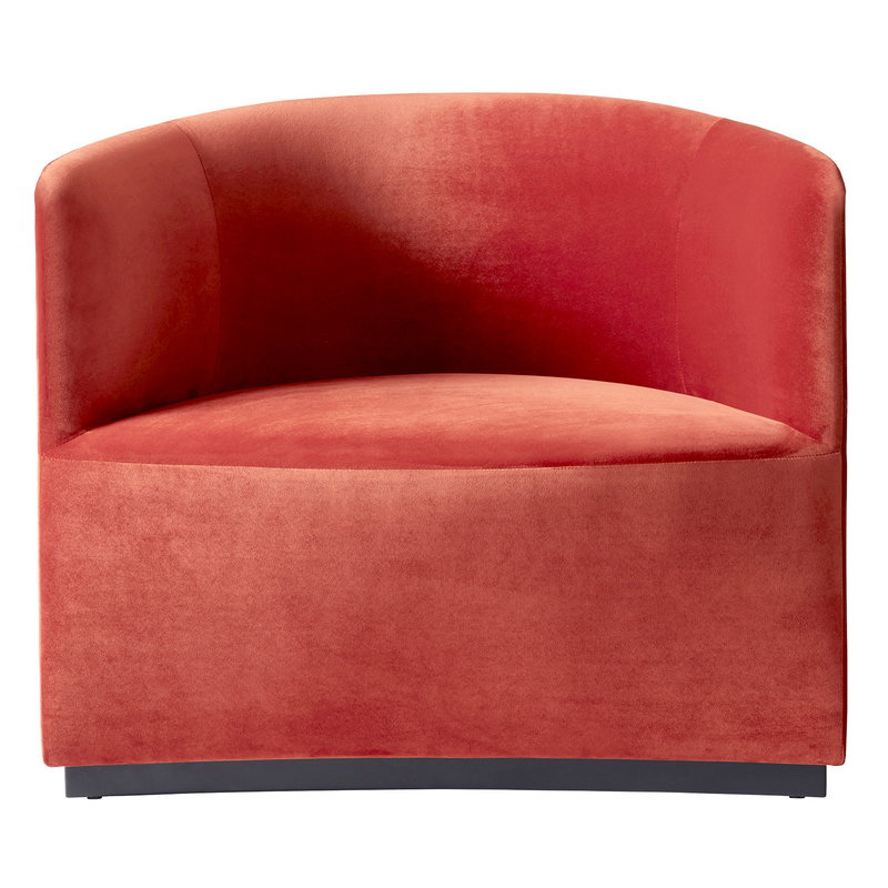 Tearoom, Lounge Chair-City Velvet