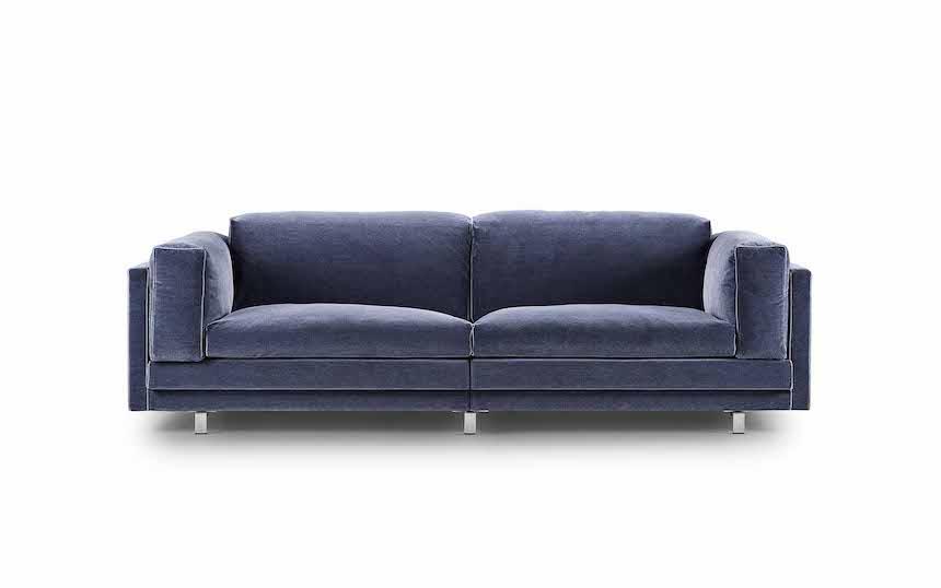 Tub Sofa and Modular Sofa