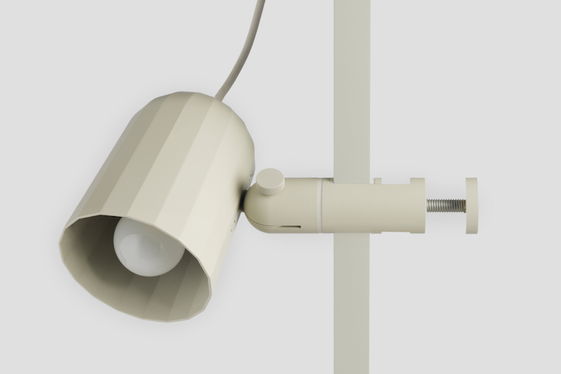 Noc Clamp Light-Off White