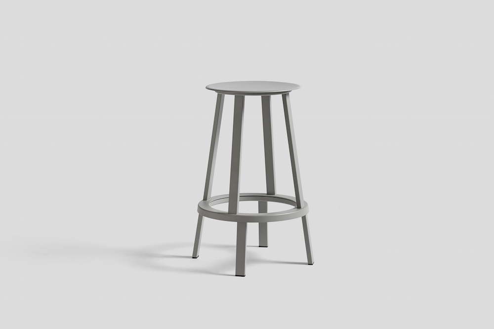 Revolver Low Stool  h65cm