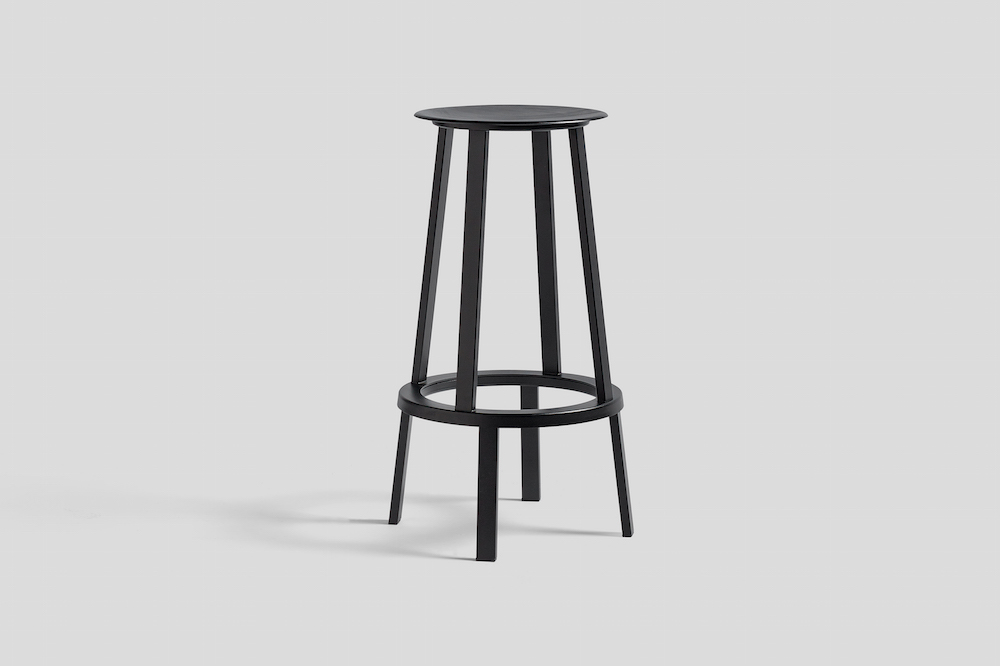 Revolver High Stool, h76cm
