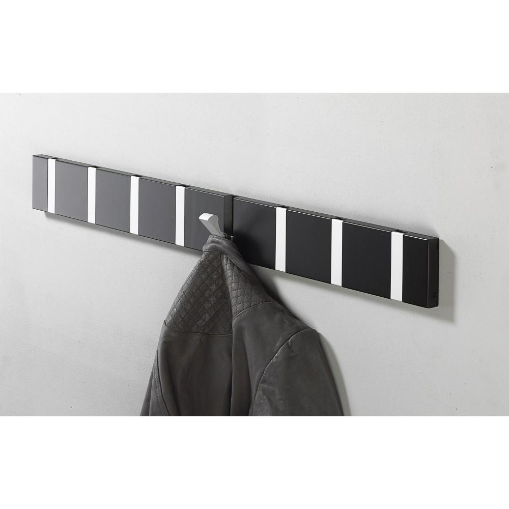 Knax 8 horizontal hooks-Oak