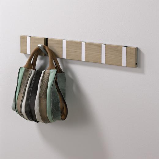 Knax  horizontal 6 hooks