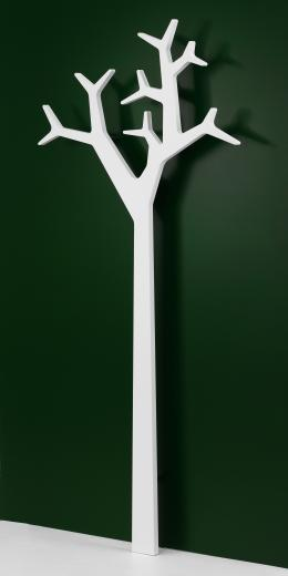 Coatstand tree Wall, Choice of colors-h194cm
