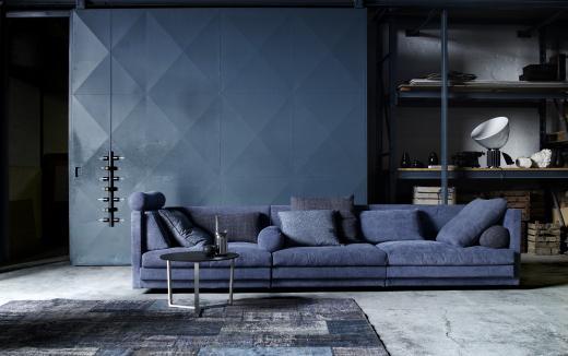 Cocoon modular sofa