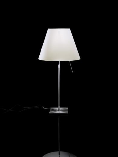 Constanza Telescopic Table Lamp -White
