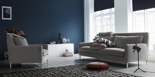 Streamline sofa high back 180 x 91, h88cm