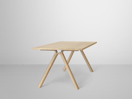 Split Dining Table  SOLID Oak