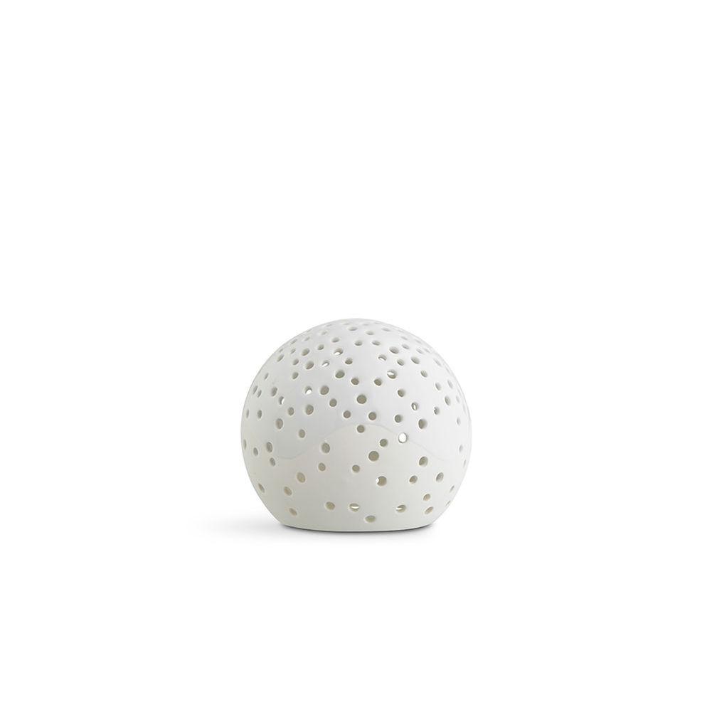Nobili Tea Light Holder Snowball Small