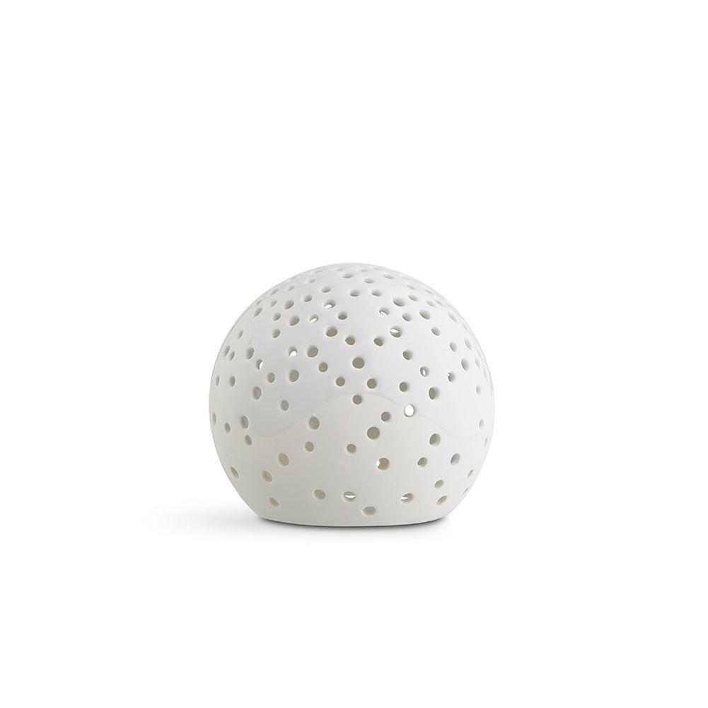 Nobili Tea light holder snowball large