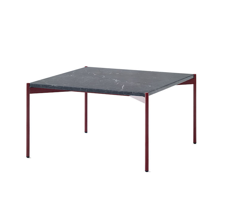 Plateau Coffee Table 60 x 60cm  Grey Belenni