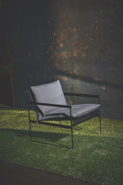 Slow Armchair Outdoors