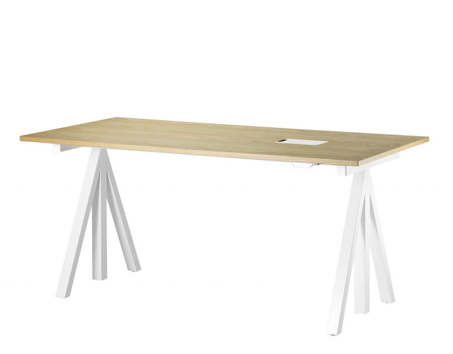 String Works  Adjustable working Desk