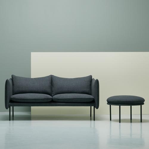 TIKI sofa 2 seater