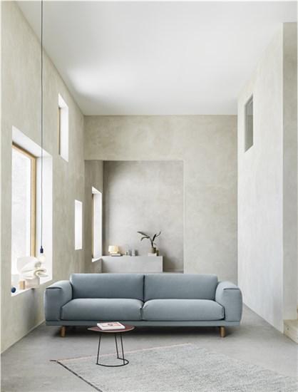 Rest Sofa / 3 Seater