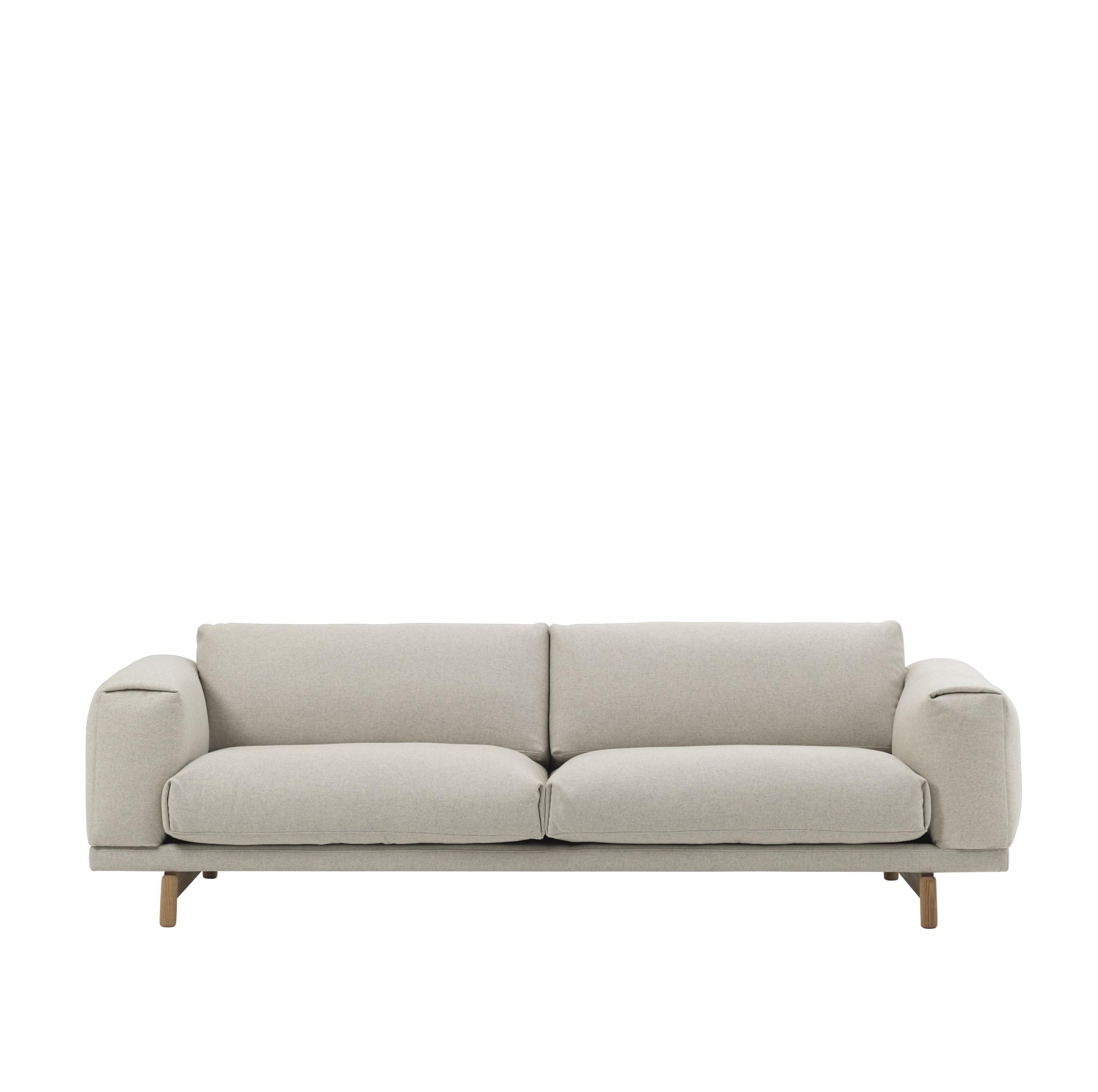 Rest Sofa 3 Seater