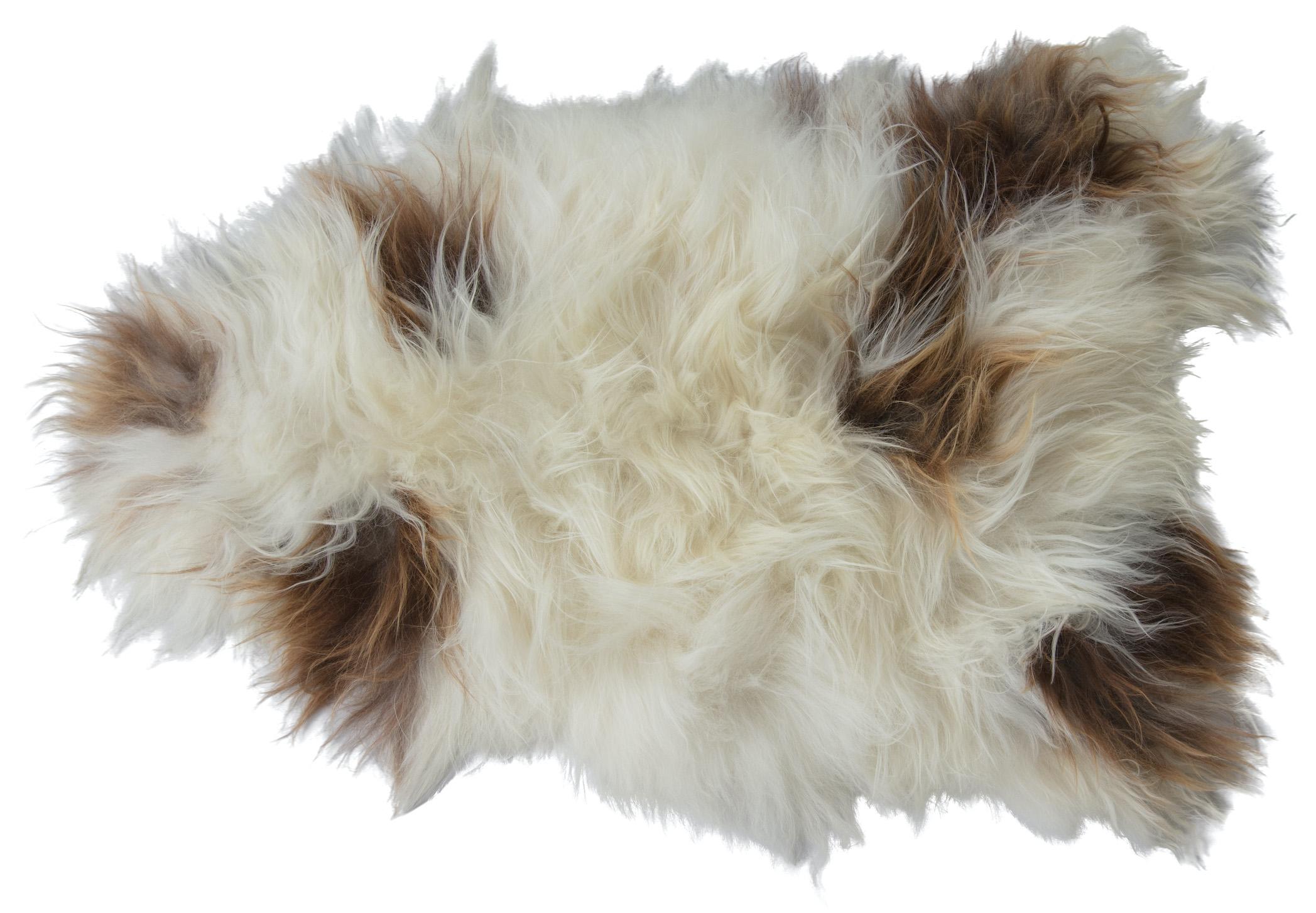 Iceland Long Haired Sheepskin 100 x 60cm
