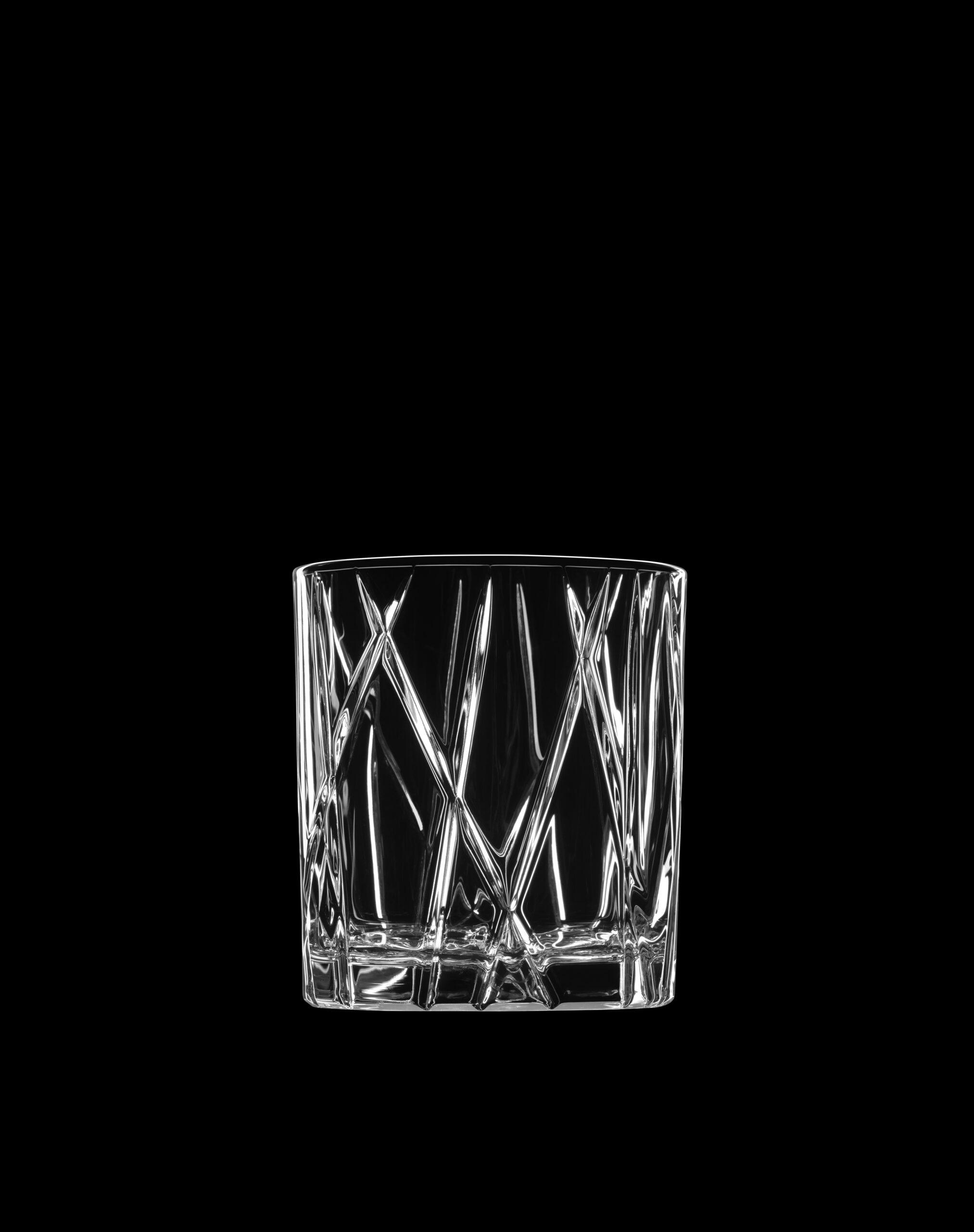 City Whisky Glasses D O F 35cl (set of 4)