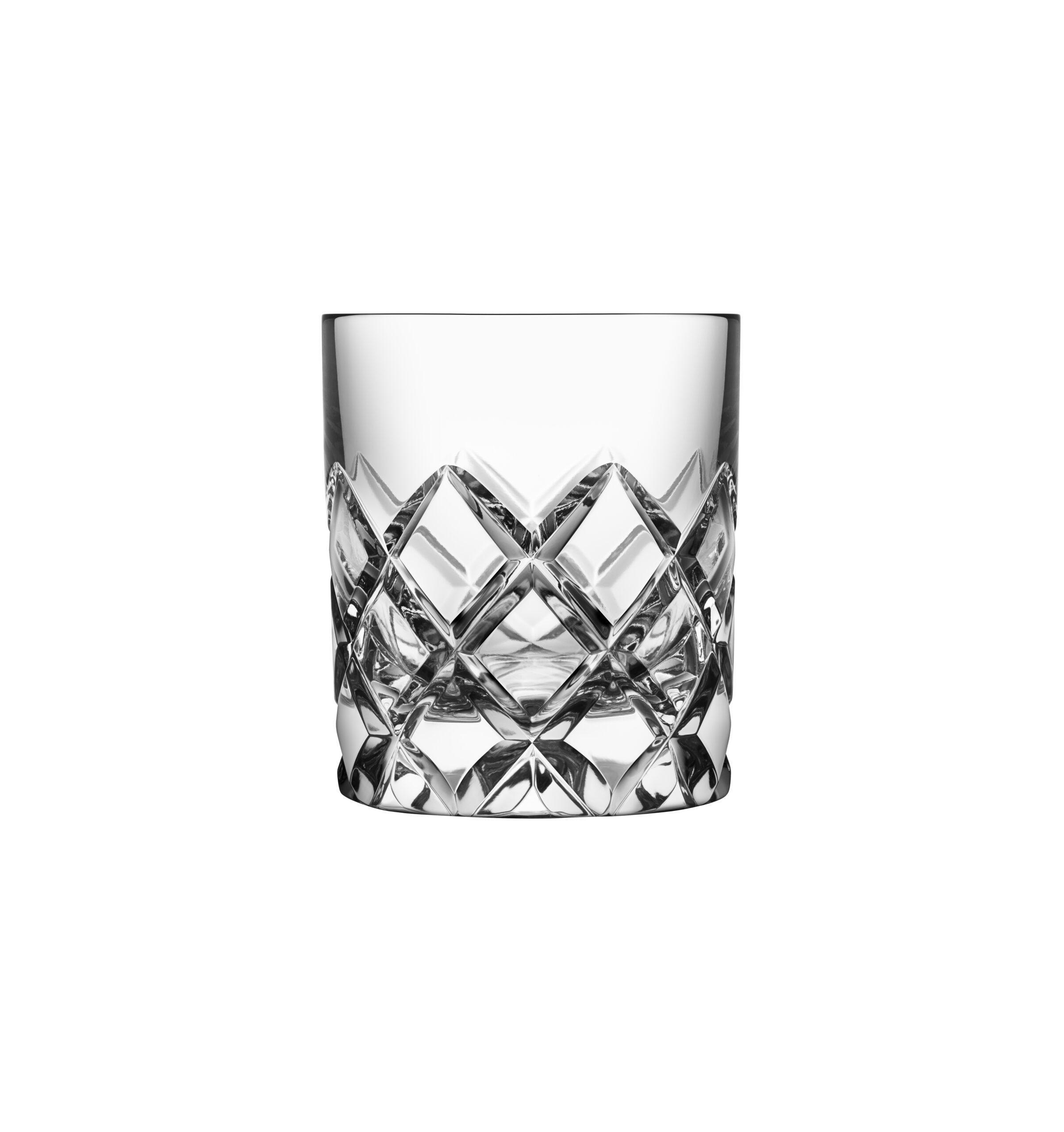 Sofiero Whisky Glass O F 25cl (set of 4)
