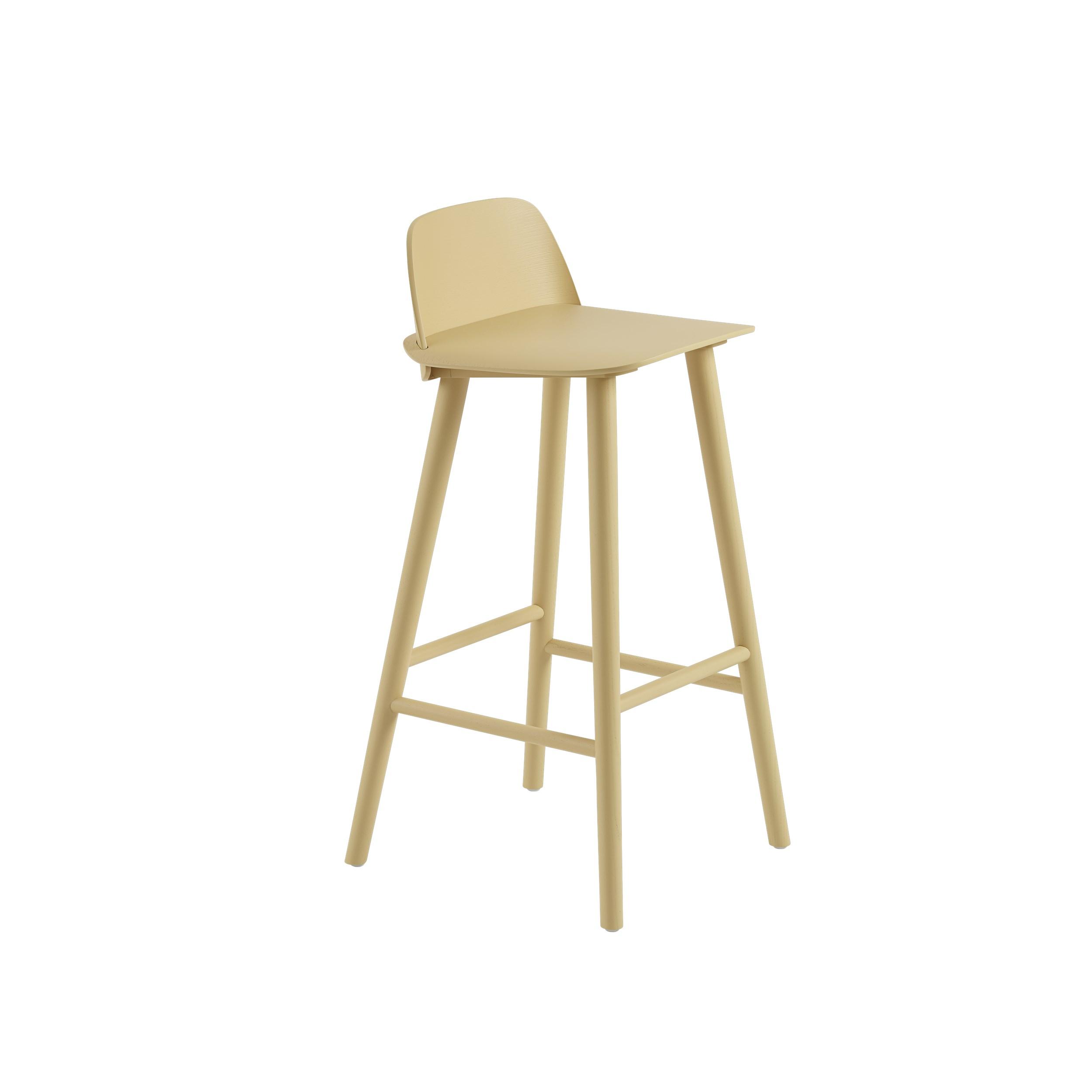 Nerd Bar stool High