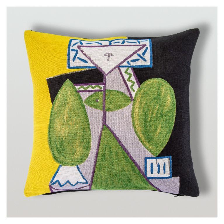 Picasso 'Femme En Vert Et Mauve'