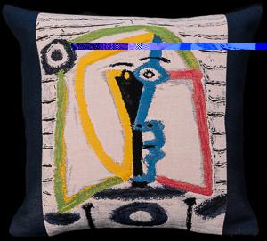 """PICASSO cushion cover """"Las Meninas n°9"""""""