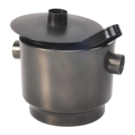 Rondo Ice Bucket and Tongs