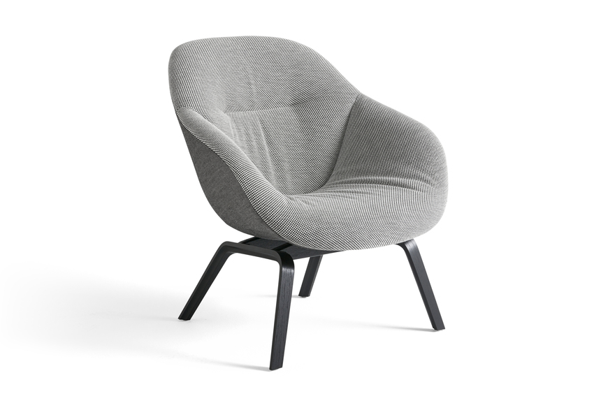 About A Lounge Chair AAL83 Soft Duo,