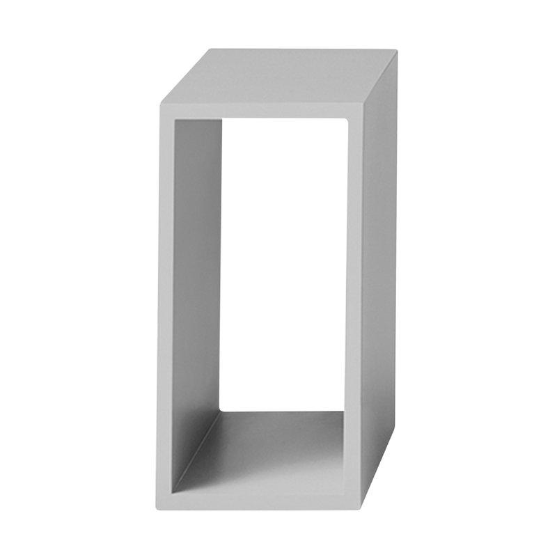 Stacked 2.0 shelf module, small, open