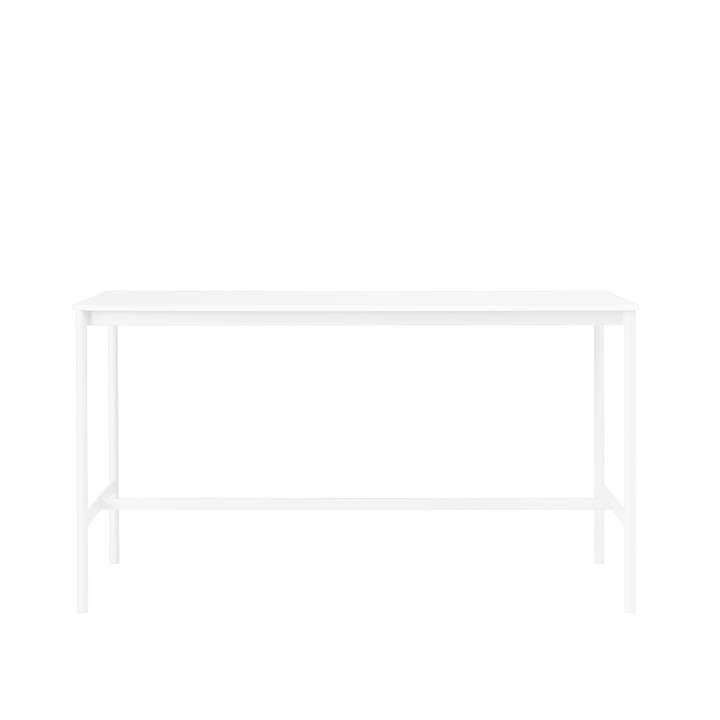Base High Table L160 x 80, h95/105cm