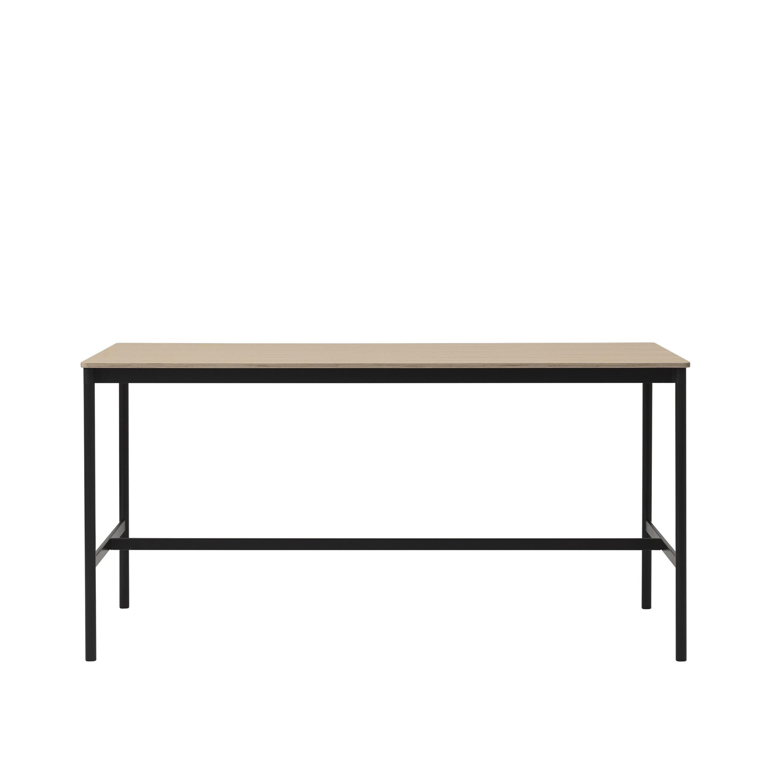 Base High Table L190 x 85, h95/105cm