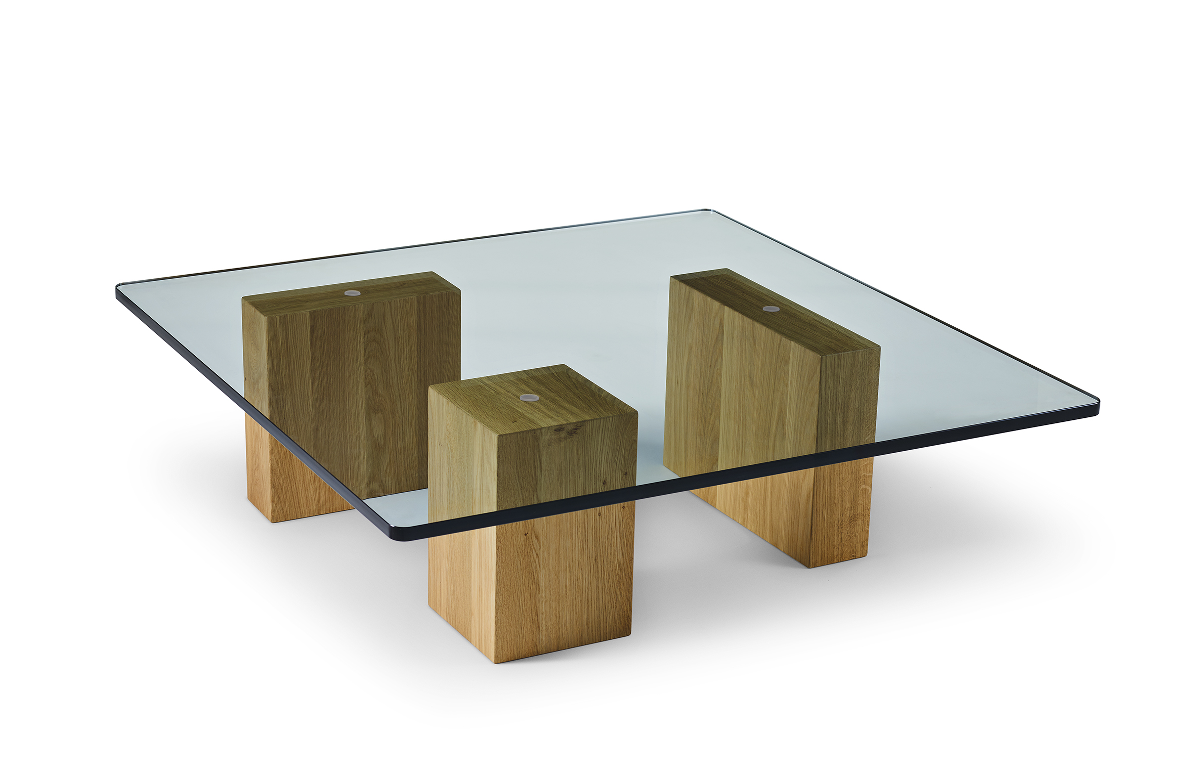 Puzz Coffee Table 90 x 90, h30cm