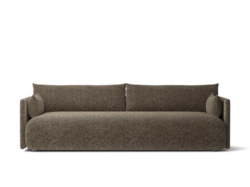 Offset 3 seater sofa