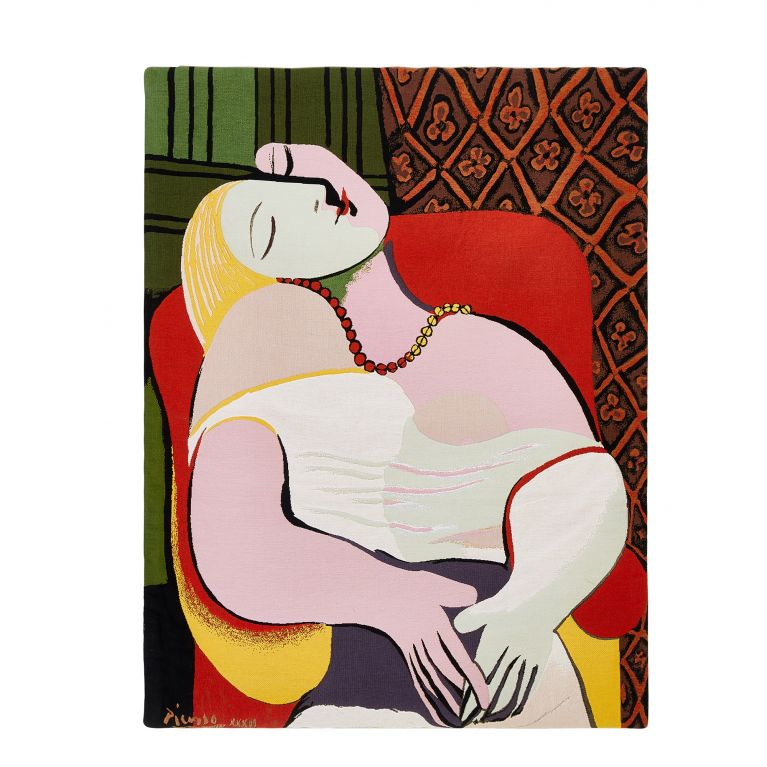 Picasso 'Le Rêve' Tapestry
