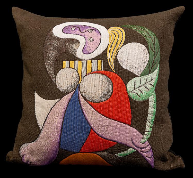 Picasso Femme à la fleur 1932
