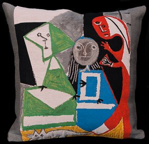 """PICASSO cushion cover """"Las Meninas n°43"""""""