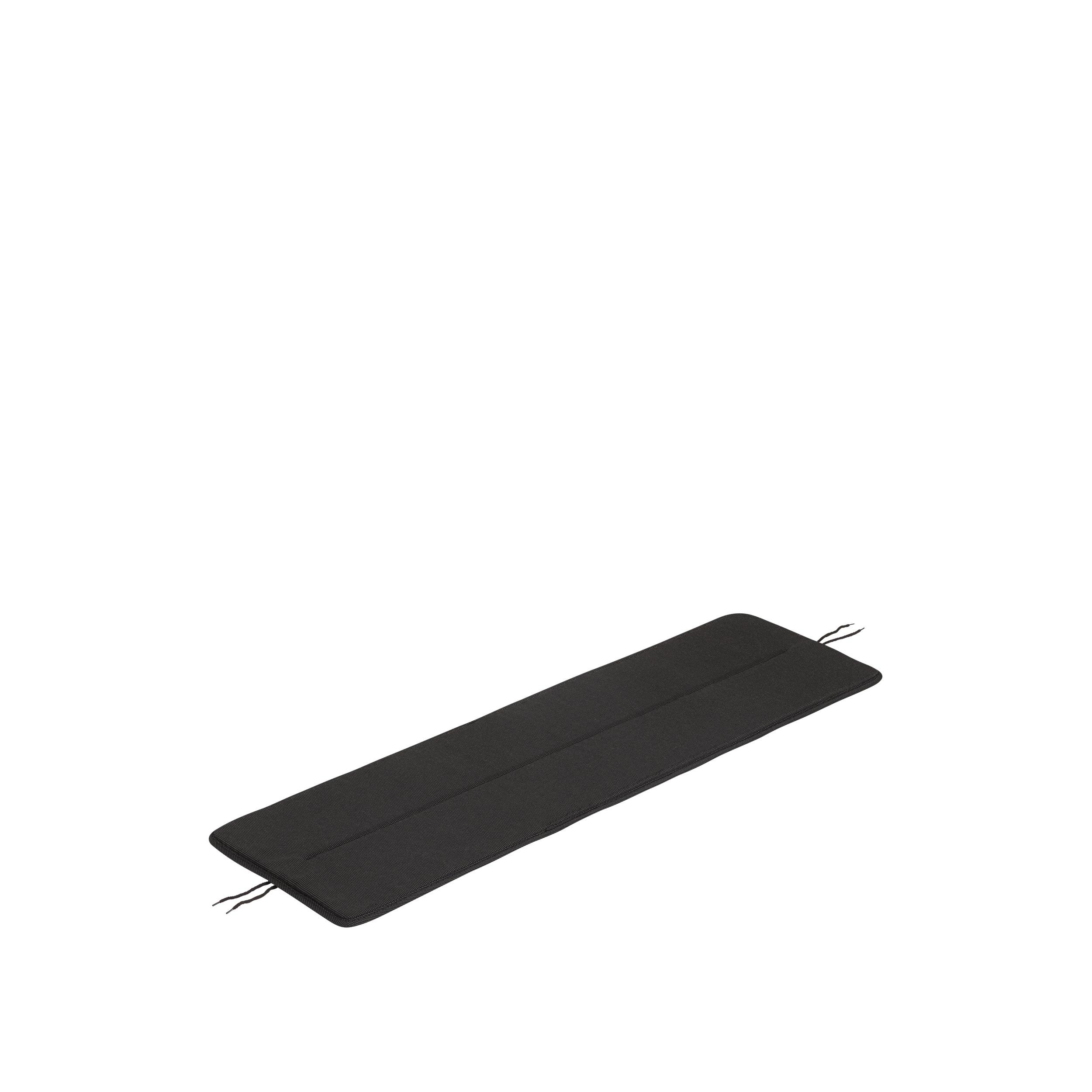 Linear Steel bench seat pad, 110 cm