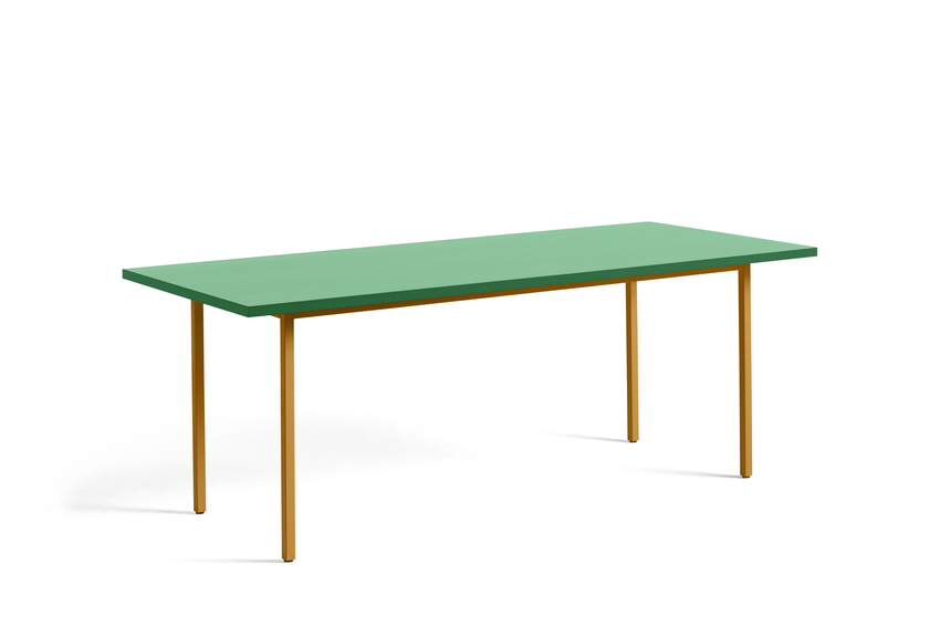 HAY Two colour table 200 x 90cm