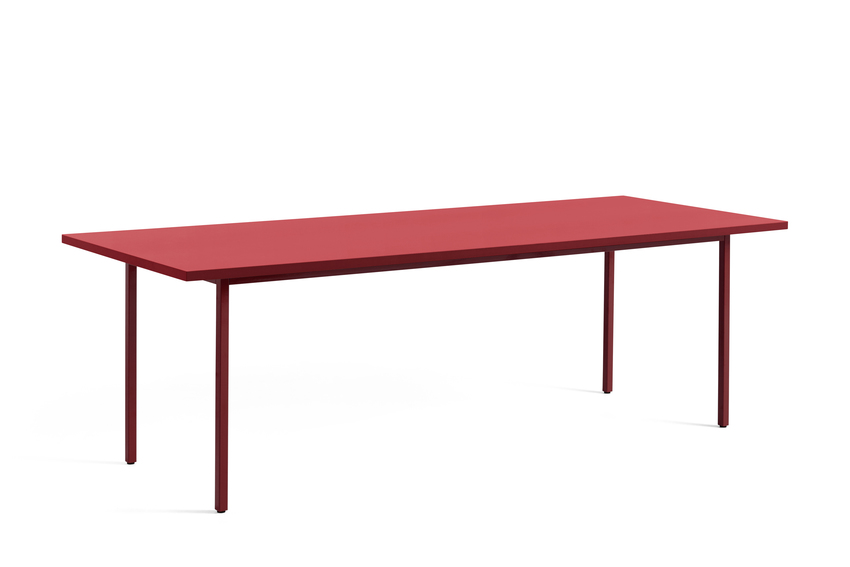 HAY Two colour table 240 x 90cm