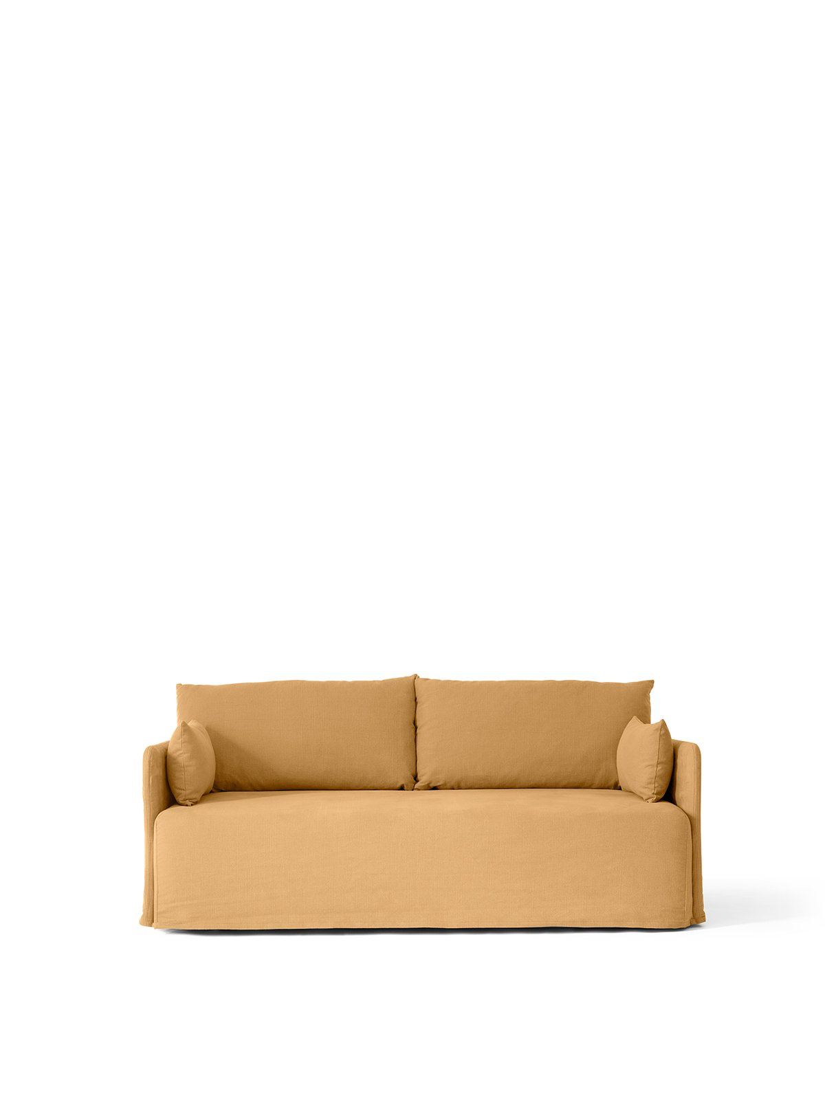 Offset 2 seater sofa with Loose Cover