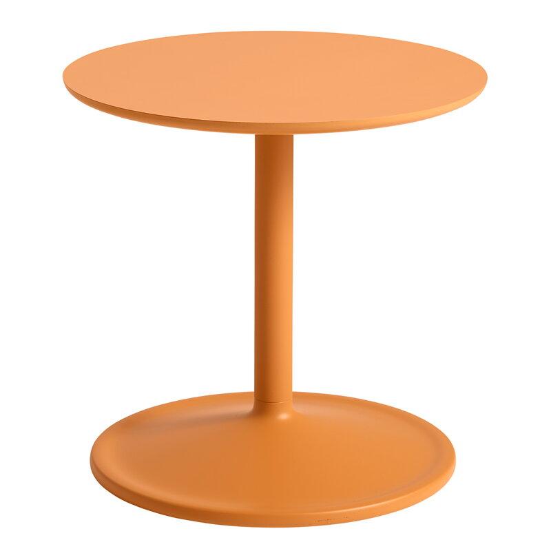 Soft side table, Ø 41 H: 48 CM