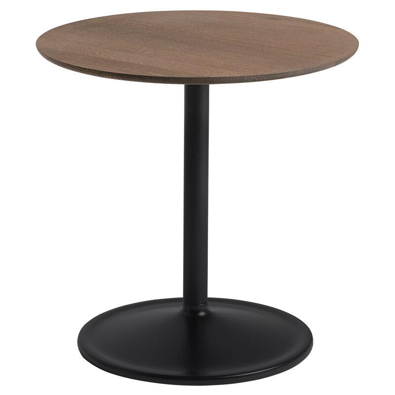 Soft side table, Ø 48 H: 48 CM