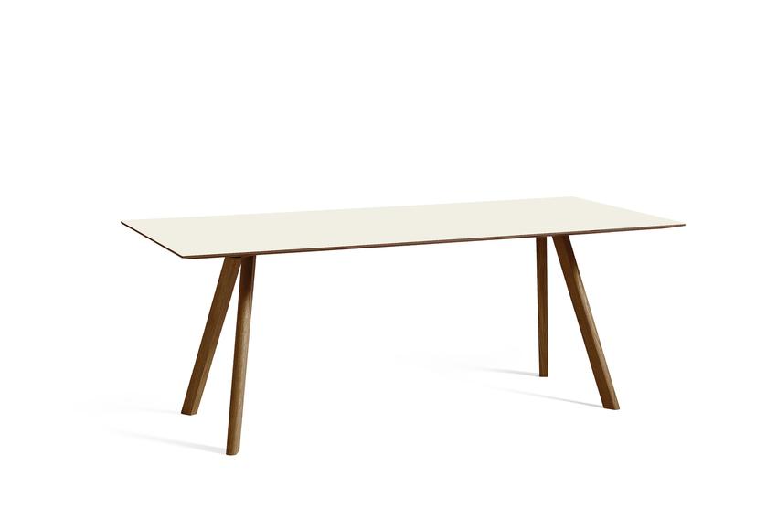 CPH 30 Dining table 200 x 90, h74cm Walnut