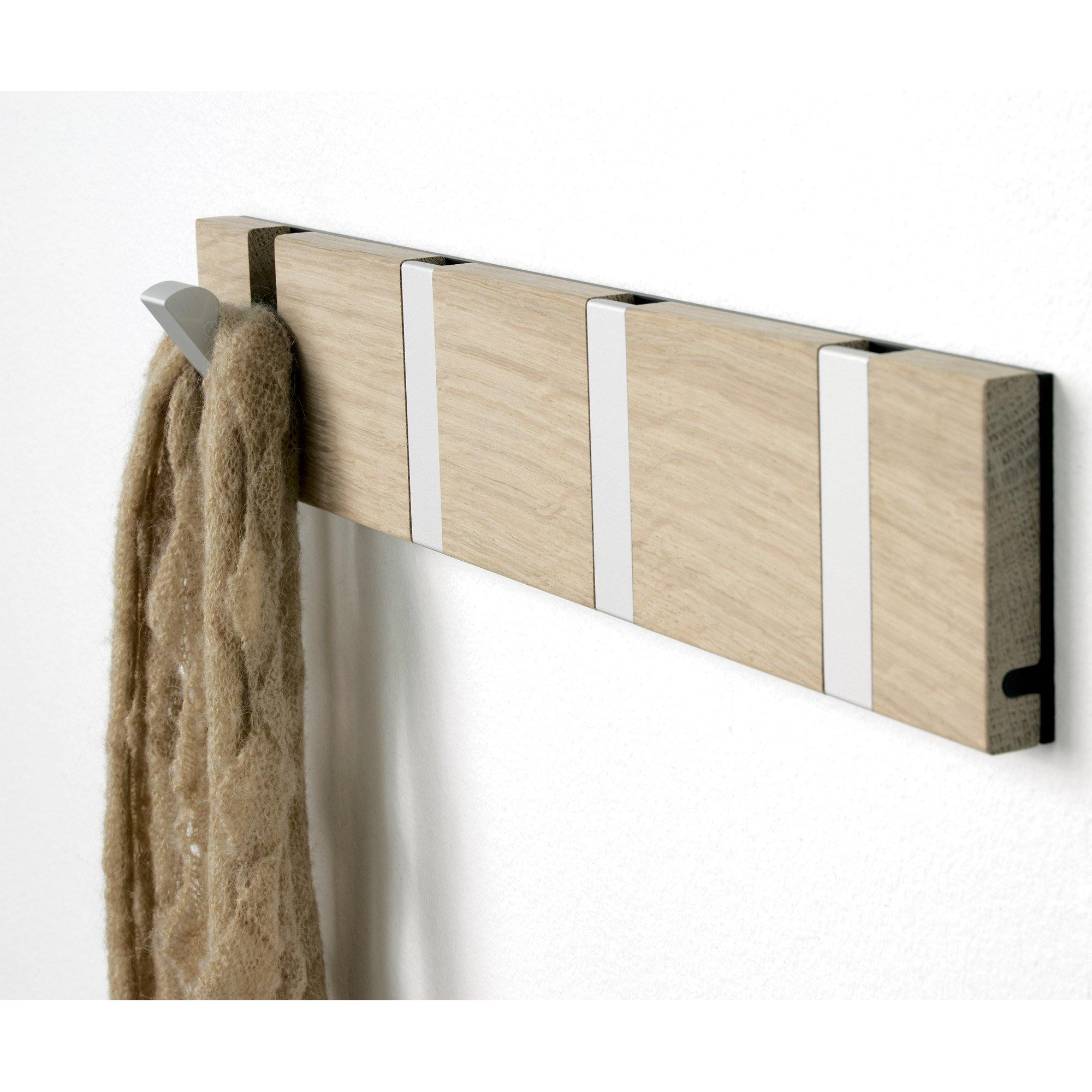 Knax  horizontal 4 hooks