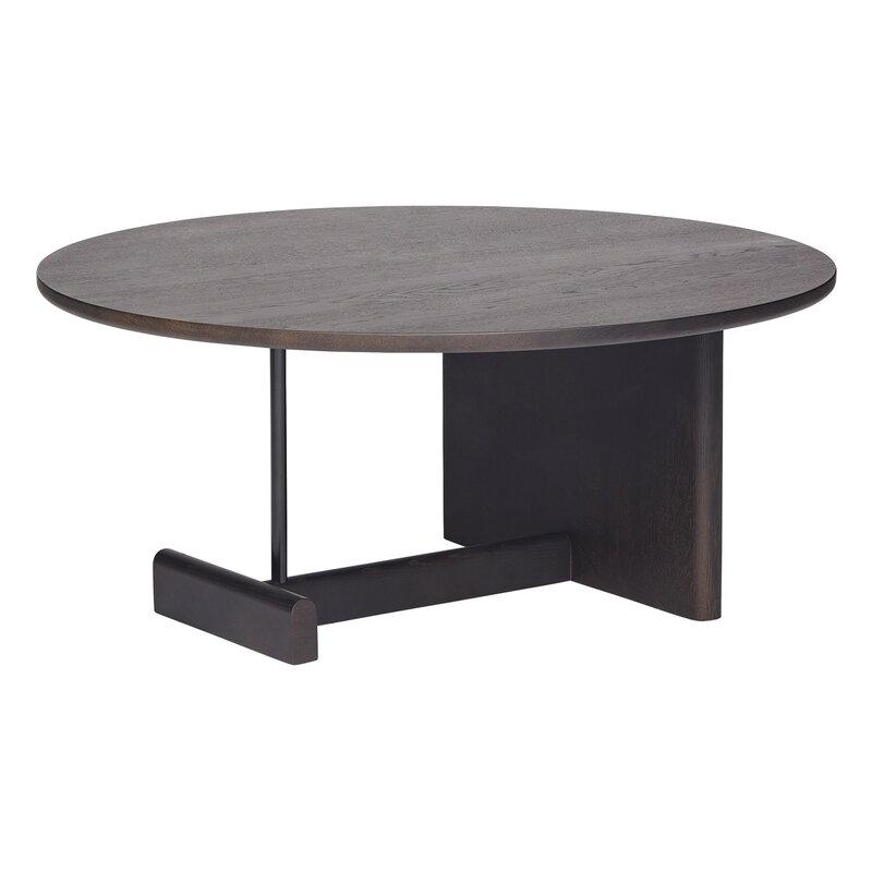 Koku coffee table H35, Oak