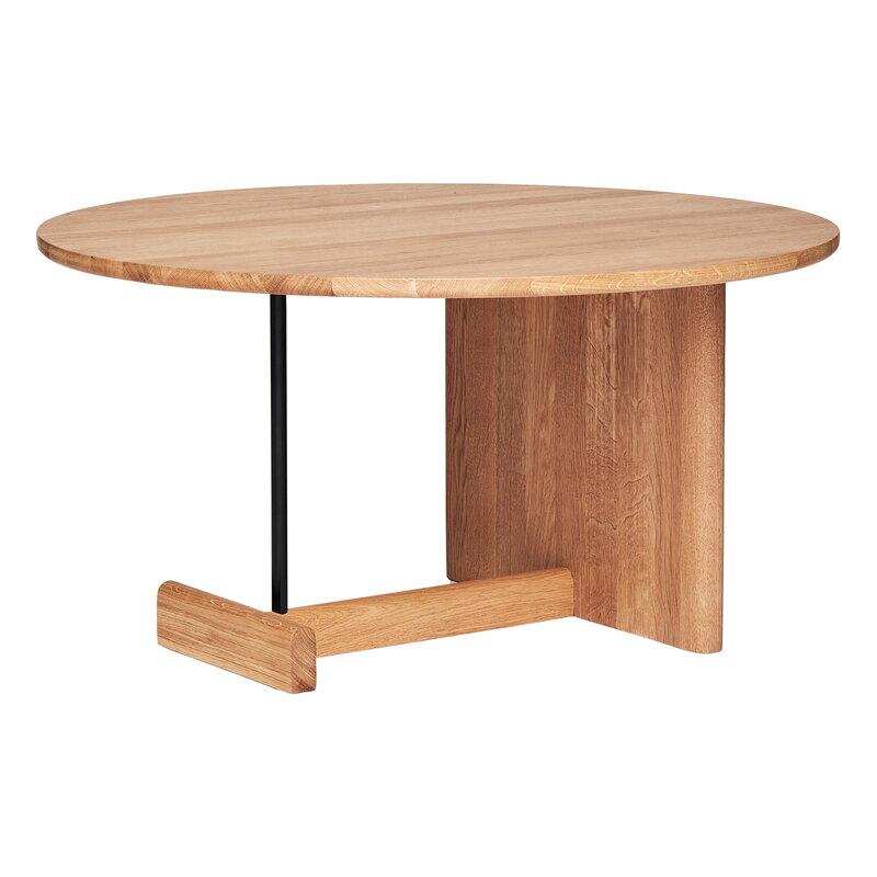 Koku coffee table H42, Oak